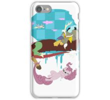 Discord - Chaos and Laughter iPhone Case/Skin