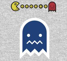 Pacman Ghost 2 by Michael Keene