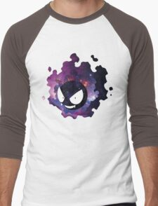 Galaxy Gastly Men's Baseball ¾ T-Shirt