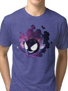 Galaxy Gastly Tri-blend T-Shirt