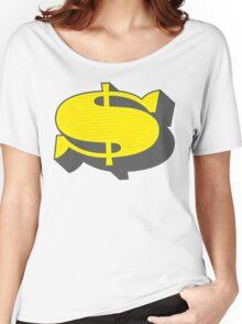 Dollar Bill Women's Relaxed Fit T-Shirt