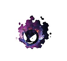 Galaxy Gastly Photographic Print