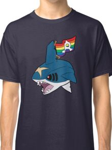 Team Queer Sharks Classic T-Shirt