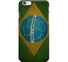 Brasil -Futbol- iPhone Case/Skin