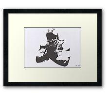 Bane Framed Print