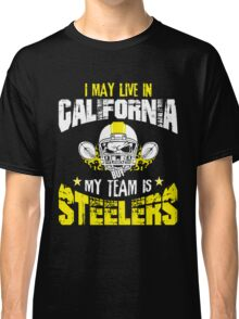 Football Fan Gift | Steelers Classic T-Shirt