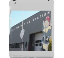Fab Firestation iPad Case/Skin