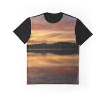 Bartley reservoir - photography Graphic T-Shirt
