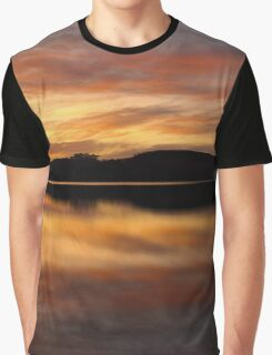 Bartley reservoir - photography Graphic T-Shirt