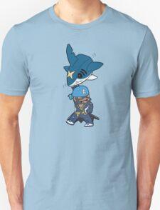 Running with Scissors - Aqua ver. Unisex T-Shirt