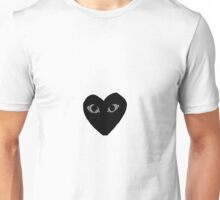 trippy cdg Unisex T-Shirt