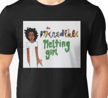 The Incredible Melting Girl Unisex T-Shirt