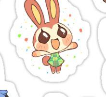 Animal Crossing - Bunny Set 1 Sticker