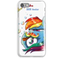 Rainbow - Stache 20% Cooler iPhone Case/Skin