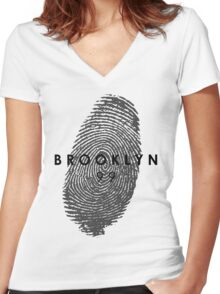 Brooklyn 99 Women's Fitted V-Neck T-Shirt