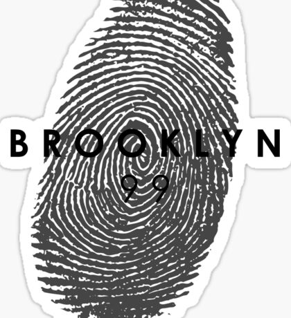 Brooklyn 99 Sticker
