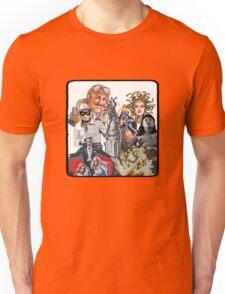Anfractuous Apoptosis Unisex T-Shirt