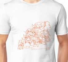 Animal Farm Orange Unisex T-Shirt