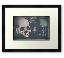 L'Absinthe C'est La Mort II Framed Print