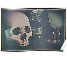 L'Absinthe C'est La Mort II Poster