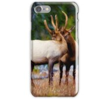 Sticking Together iPhone Case/Skin