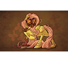 Fluttershy - Fallout Photographic Print