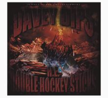 H.E. DOUBLE HOCKEY STICKS by daveydips
