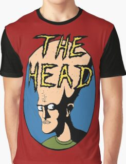 The Head Graphic T-Shirt