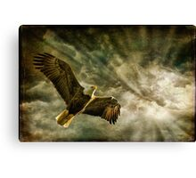 Honor Bound Canvas Print