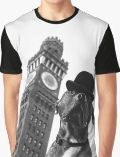 Bromo Chap Graphic T-Shirt
