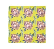 Yellow Florals Scarf