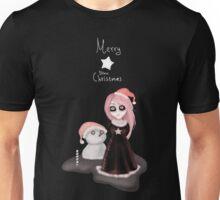 Black Xmas: A Merry Gothic Christmas Unisex T-Shirt