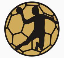 Handball ball player Kids Tee