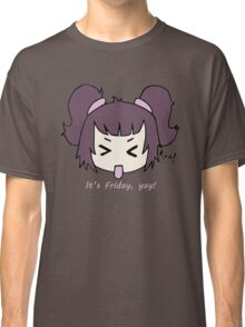 It's Friday, yay! by Lolita Tequila Classic T-Shirt