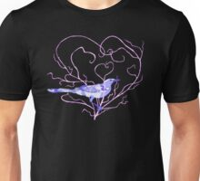 The Self Love Sparrow Unisex T-Shirt