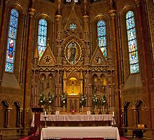 Side Altar by phil decocco