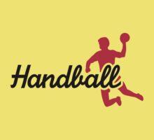 Handball sports One Piece - Short Sleeve