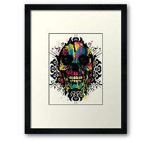 Better Colour Than Dead - Collaboration Framed Print