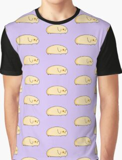 THE HAMSTER DOG Graphic T-Shirt