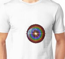 Lonely Star or Planet Earth? Unisex T-Shirt