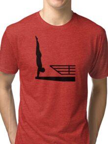 High diving Tri-blend T-Shirt