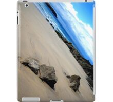 Trevone Bay Azure Sea iPad Case/Skin