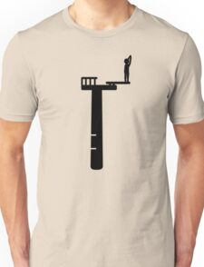 High diving Unisex T-Shirt