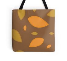Autumn fallen leaves. Tote Bag
