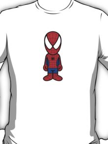 Man with the Powers of a Spider T-Shirt