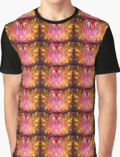 Sun Hearts Graphic T-Shirt