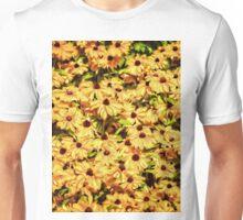 A field of Sunshine Unisex T-Shirt