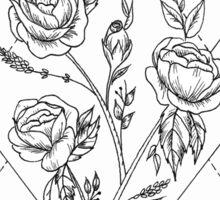 Blooms Sticker