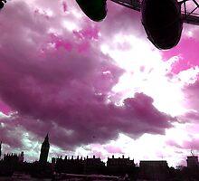 Pink London by Emma Bennett