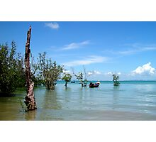 Turquoise Waters, Thailand Photographic Print